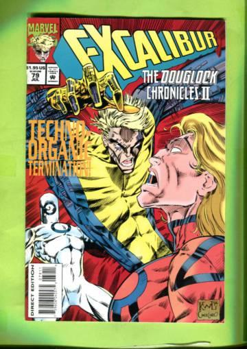 Excalibur Vol 1 #79 Jul 94