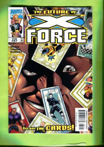 X-Force Vol 1 #87 Mar 99