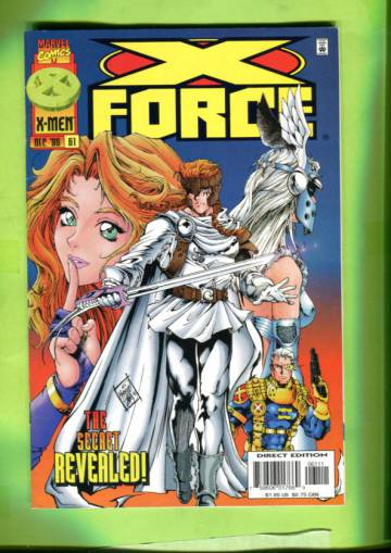 X-Force Vol 1 #61 Dec 96