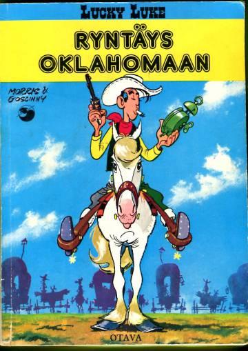 Lucky Luke 27 - Ryntäys Oklahomaan (1. painos)