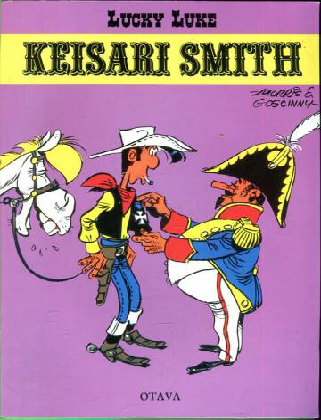 Lucky Luke 25 - Keisari Smith
