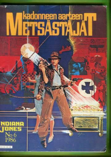 Indiana Jones 6/86 - Kadonneen aarteen metsästäjät