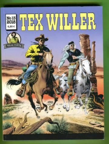 Tex Willer 13/18