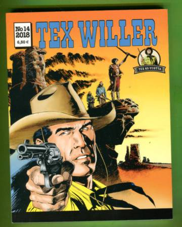 Tex Willer 14/18