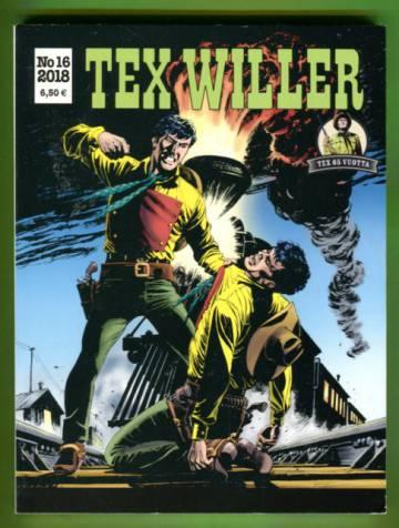 Tex Willer 16/18