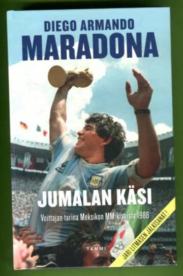 Jumalan käsi - Voittajan tarina Meksikon MM-kisoista 1986
