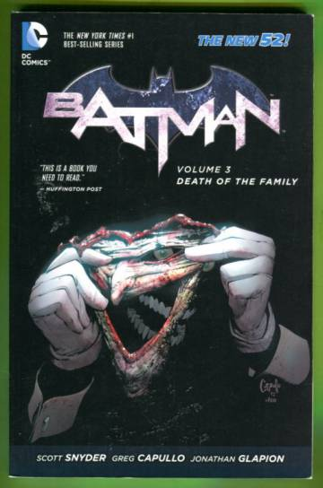 Batman Vol 3 : Death of the Family