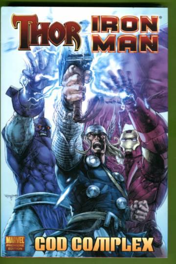 Thor/ Iron Man: God Complex