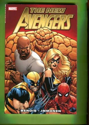 New Avengers by Brian Michael Bendis Vol 1