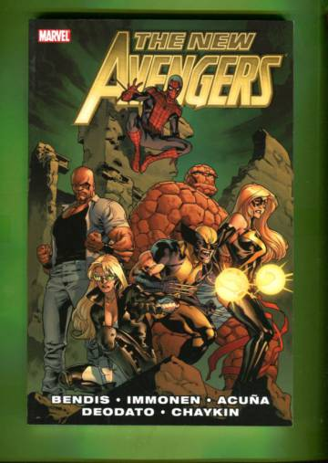 New Avengers by Brian Michael Bendis Vol 2