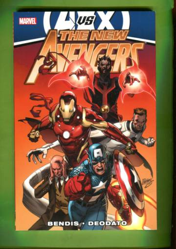 New Avengers by Brian Michael Bendis Vol 4