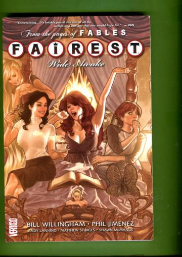 Fairest Vol 1: Wide Awake