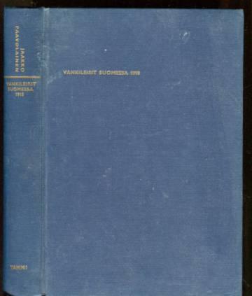 Vankileirit Suomessa 1918