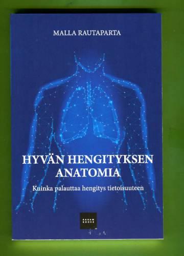 Hyvän hengityksen anatomia - Kuinka palauttaa hengitys tietoisuuteen