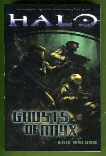 Halo - Ghosts of Onyx