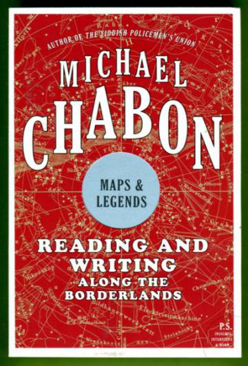 Maps and Legends - Reading and Writing Along the Borderlands