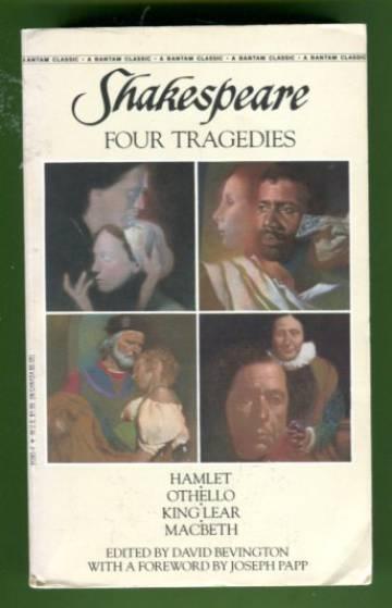 Four Tragedies - Hamlet, Othello, King Lear & Macbeth
