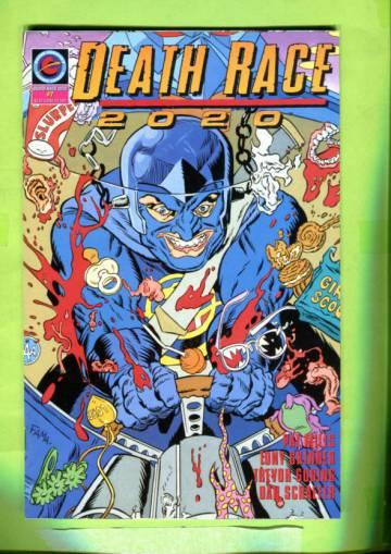 Death Race 2020 #7 Oct 95
