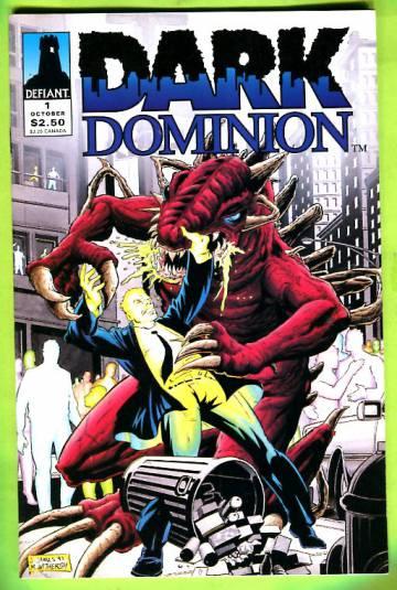 Dark Dominion #1 Oct 93