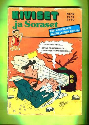Kiviset ja Soraset 10/75