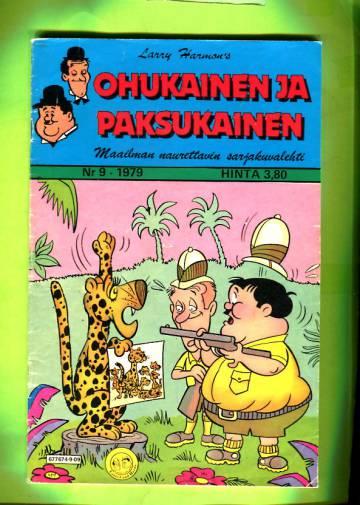 Ohukainen ja Paksukainen 9/79