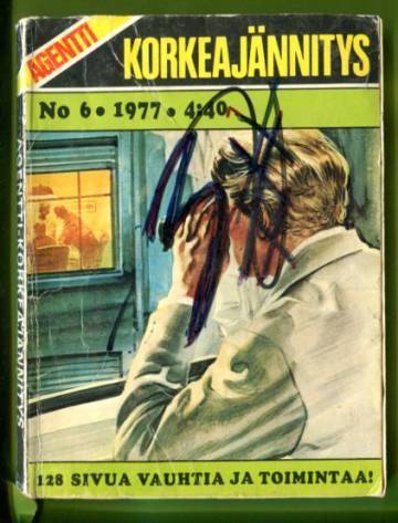 Agentti-Korkeajännitys 6/77