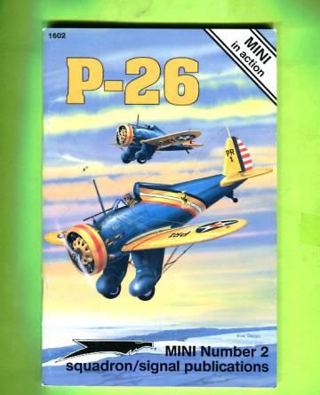 P-26 Mini in Action