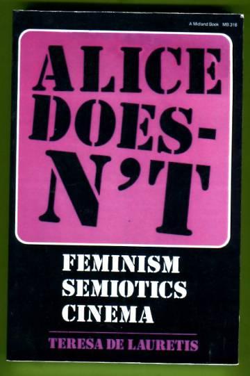 Alice Doesn't - Feminism, Semiotics, Cinema
