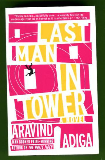 Last Man in Tower - A Novel