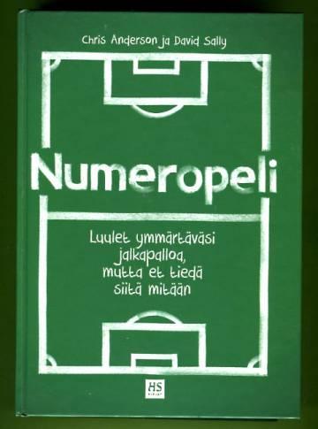 Numeropeli - Luulet ymmärtäväsi jalkapalloa, mutta et tiedä siitä mitään