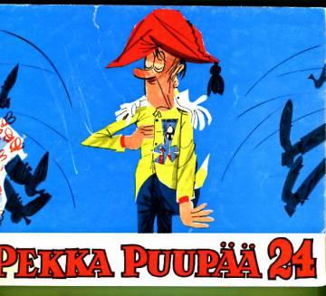 Pekka Puupää 24