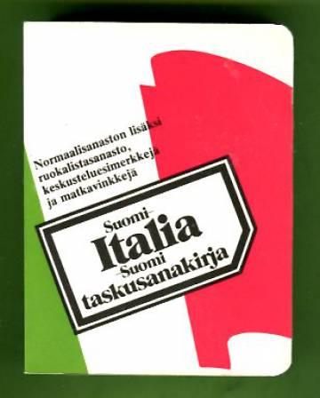 Suomi-italia-suomi -taskusanakirja