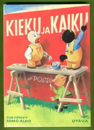 Kieku ja Kaiku ja Possu