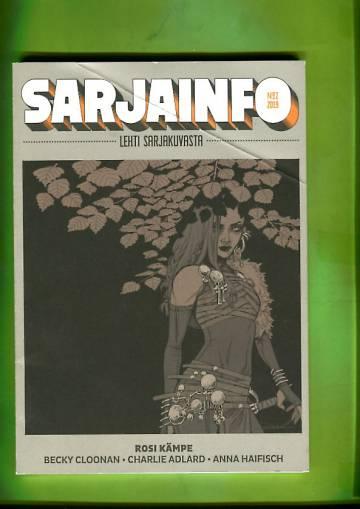 Sarjainfo 2/19