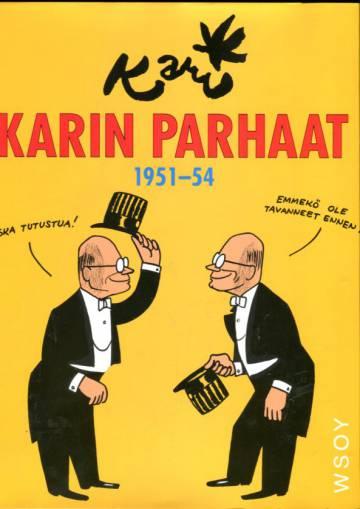Karin parhaat - 1951-54