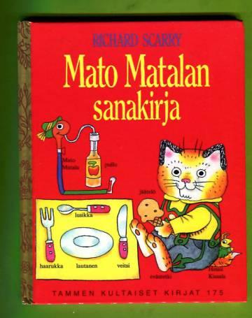 Tammen kultaiset kirjat 175 - Mato Matalan sanakirja