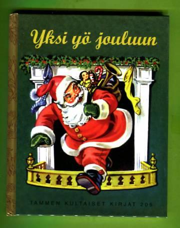 Tammen kultaiset kirjat 205 - Yksi yö jouluun
