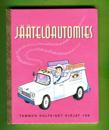 Tammen kultaiset kirjat 199 - Jäätelöautomies