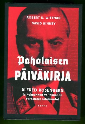 Paholaisen päiväkirja - Alfred Rosenberg ja kolmannen valtakunnan varastetut salaisuudet