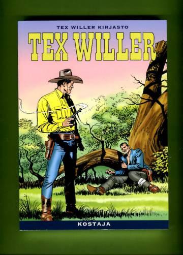 Tex Willer -kirjasto 50 - Kostaja