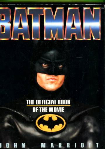 Batman - The Official Book of the Movie