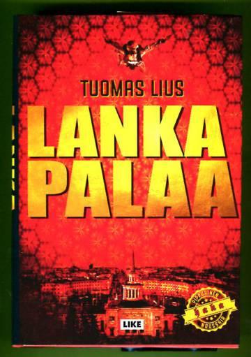 Lanka palaa