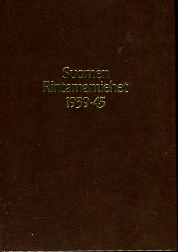 Suomen Rintamamiehet 1939-45 - 6.Div.