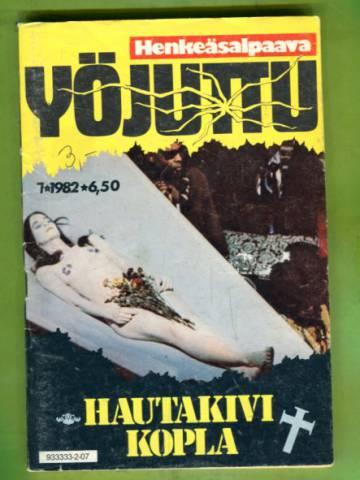 Yöjuttu 7/82 - Hautakivikopla