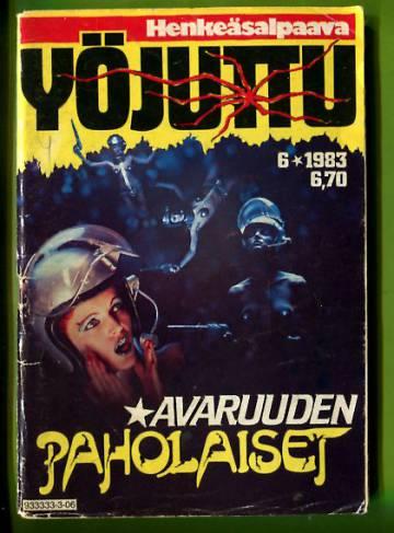 Yöjuttu 6/83 - Avaruuden paholaiset