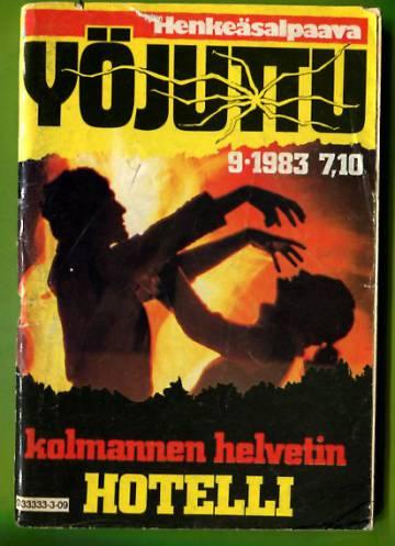 Yöjuttu 9/83 - Kolmannen helvetin hotelli