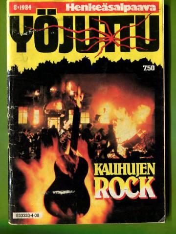 Yöjuttu 8/84 - Kauhujen Rock