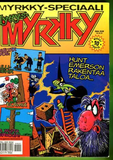 Myrkky Kesäspesiaali 1999 - Hyttys-Myrkky