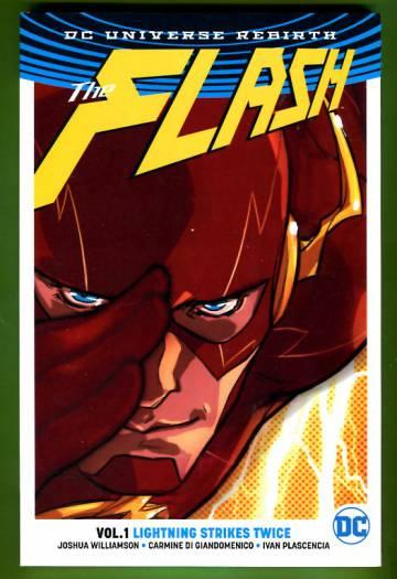 The Flash Vol. 1: Lightning Strikes Twice