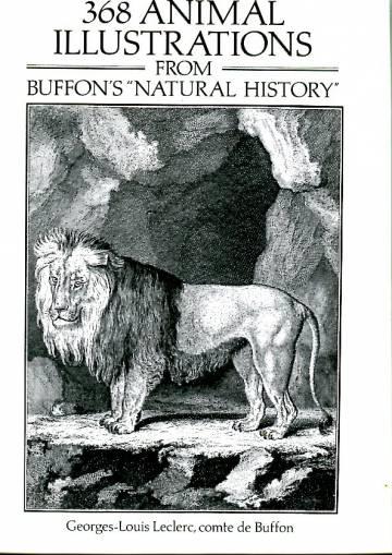 368 Animal Illustrations from Buffon's